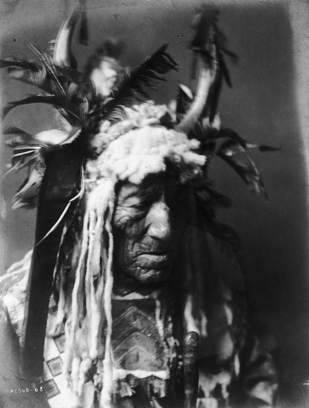 Hidatsa chief