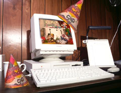 Happy Birthday, Internet!