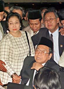 President Wahid