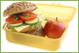 Healthy Lunch Box Builder