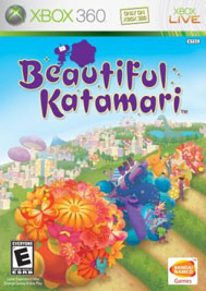 Beautiful Katamari Xbox video game