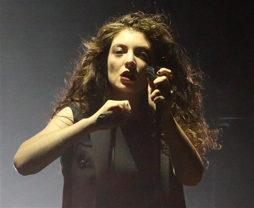 Biography of the Day: Lorde