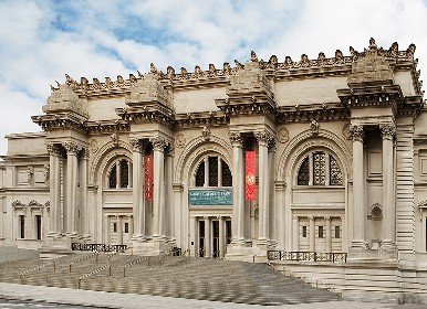 Landmarks of new york city for The metropolitan museum of art nyc