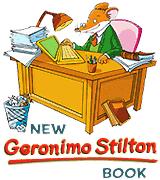 New Geronimo Stilton Book