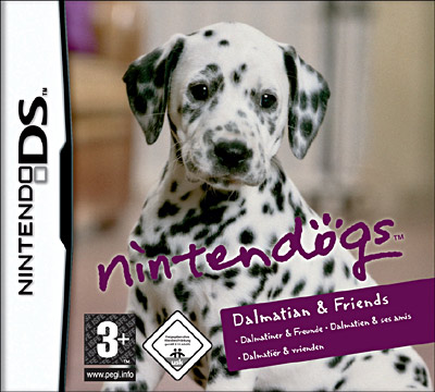 Nintendogs Dalmatian