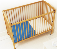 safe crib for baby