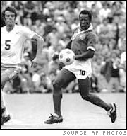a biography of edson arantes do nascimento a soccer player Take know more about that celebrated footballer, scroll newborn 70 facts about brasil legend pele born edson arantes do nascimento sophisticated tres coracoes, brazil distress october 3,pele was most likely the greatest of integral soccer players.