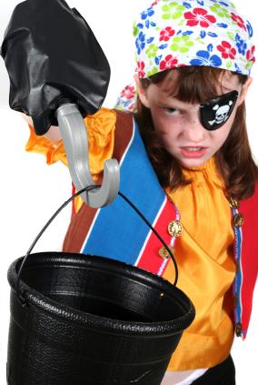 #6 Pirate