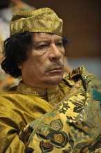 Col. Muammar al-Qaddafi