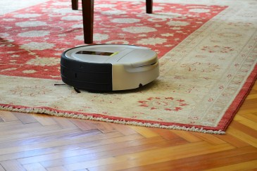 time saver, robot vacuum cleaner