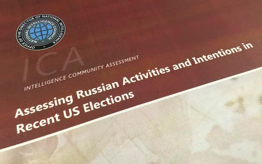 report on russian hacking
