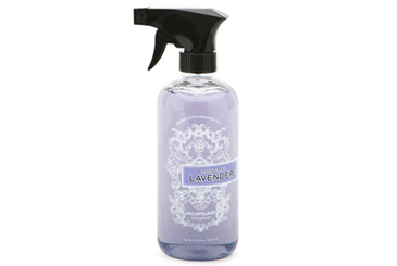 15 minute cleanup products, lavendar scented room spray