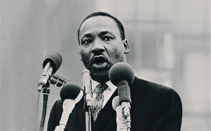 Martin Luther King Jr. Black History Month