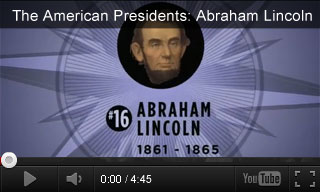 Video: Disney The American Presidents: Abraham Lincoln