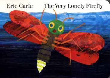 Very Lonely Firefly book cover