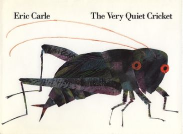 Very Quiet Cricket book cover
