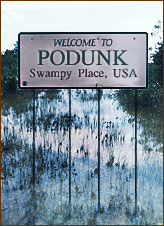 Welcome to Podunk