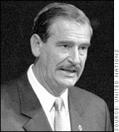 Vincente Fox Quesada