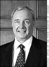 Canadian Prime Minster Paul Martin