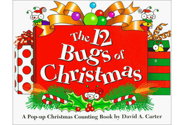ChristmasBook,The12BugsofChristmas