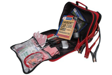 sweet 16 gifts, car emergency kit 16th birthday gift