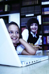 Students and computers
