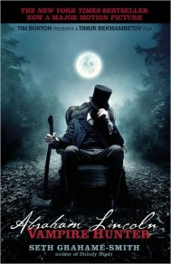 Vampire movie, book, Abraham Lincoln Vampire Hunter