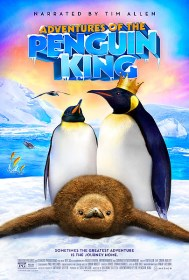 Adventures of the Penguin King 3D movie