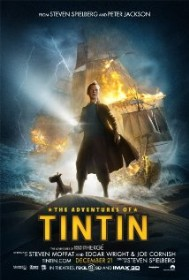 Christmas Movies in Theaters 2011, Adventures of Tintin