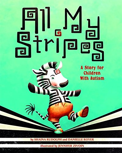 All My Stripes book about autism