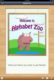 Kid-FriendlyApps,AlphabetZoo