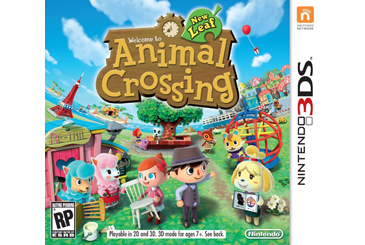 Animal Crossing Nintendo DS game