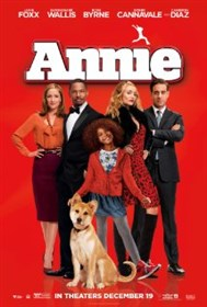 Annie, 2014 movie