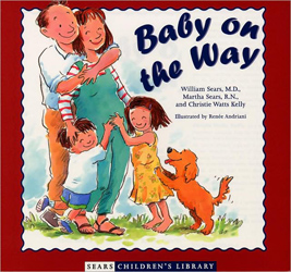 Books for Big Sister or Brother, Baby on the Way by Burningham