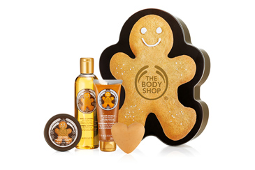 teacher gift, Body Shop bath set