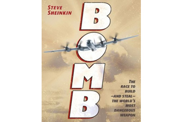 Bomb, 2013 childrens book