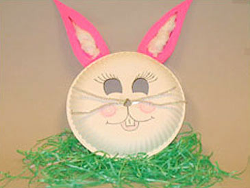 Easter Bunny Mask & Easter Bunny Mask - FamilyEducation