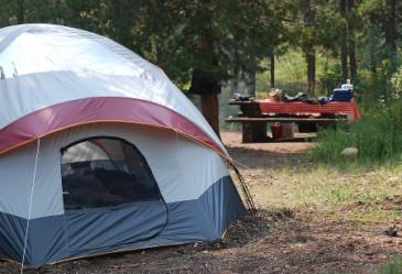 Tent,Campsite