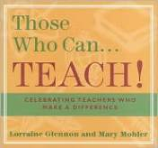 Those Who Can... Teach!