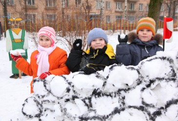 WinterGames,NeighborhoodGames,KidsintheSnow,PlayingintheSnow