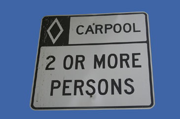 CarpoolSign