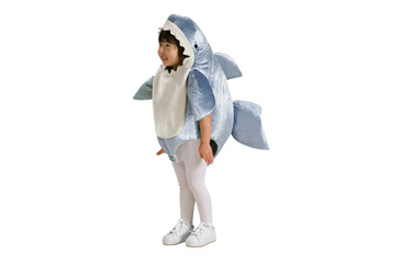 childrens shark Halloween costume
