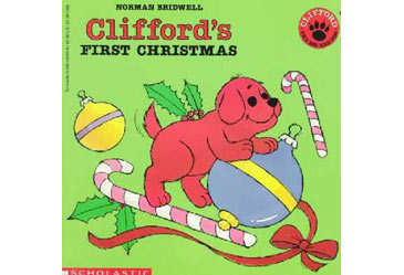 ChristmasBook,Clifford'sFirstChristmas