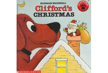 ChristmasBook,Clifford'sChristmas
