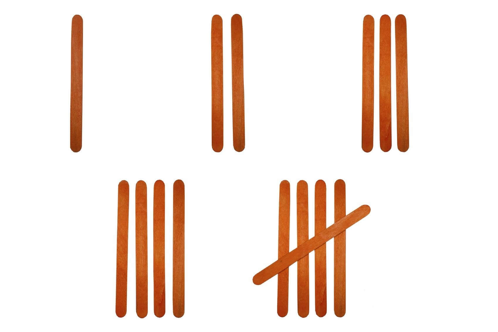 Craft Sticks Math Activity