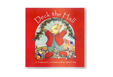 ChristmasBook,DecktheHall