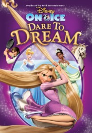 live shows for kids, Disney princesses on ice poster