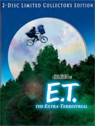 E.T. Extra Terrestrial movie