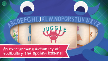 free app for kids, Endless Alphabet