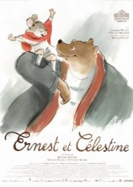 2014 Oscar nominee, Ernest and Celestine